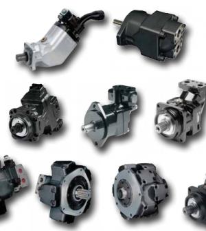 motoare hidraulice electrice