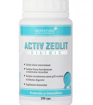zeolit silicic