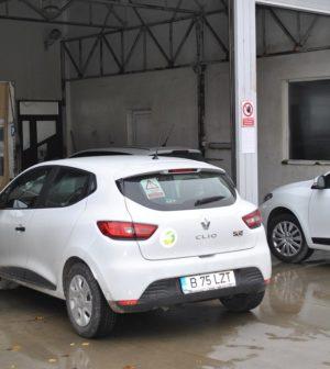 O parcare privata in Cluj