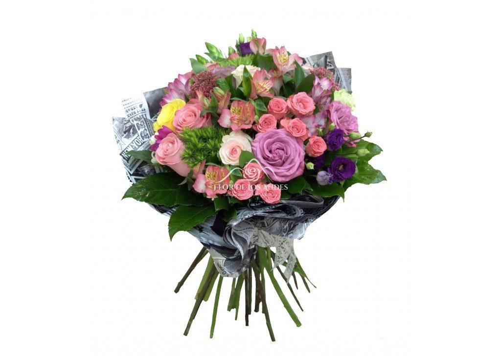 Buchete cu trandafiri din Anzi