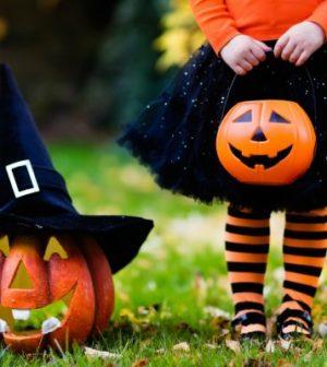 Metode prin care va feriti copilul de la o reactie adversa in preajma Halloween-ului