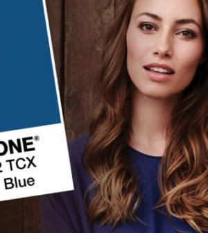 Culoarea anului 2020 - albastrul clasic