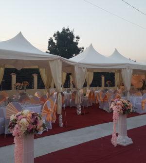 Decoratiuni florale speciale pentru nunta
