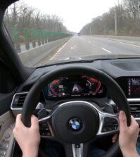 Cum arata BMW Seria 3 - Test Drive